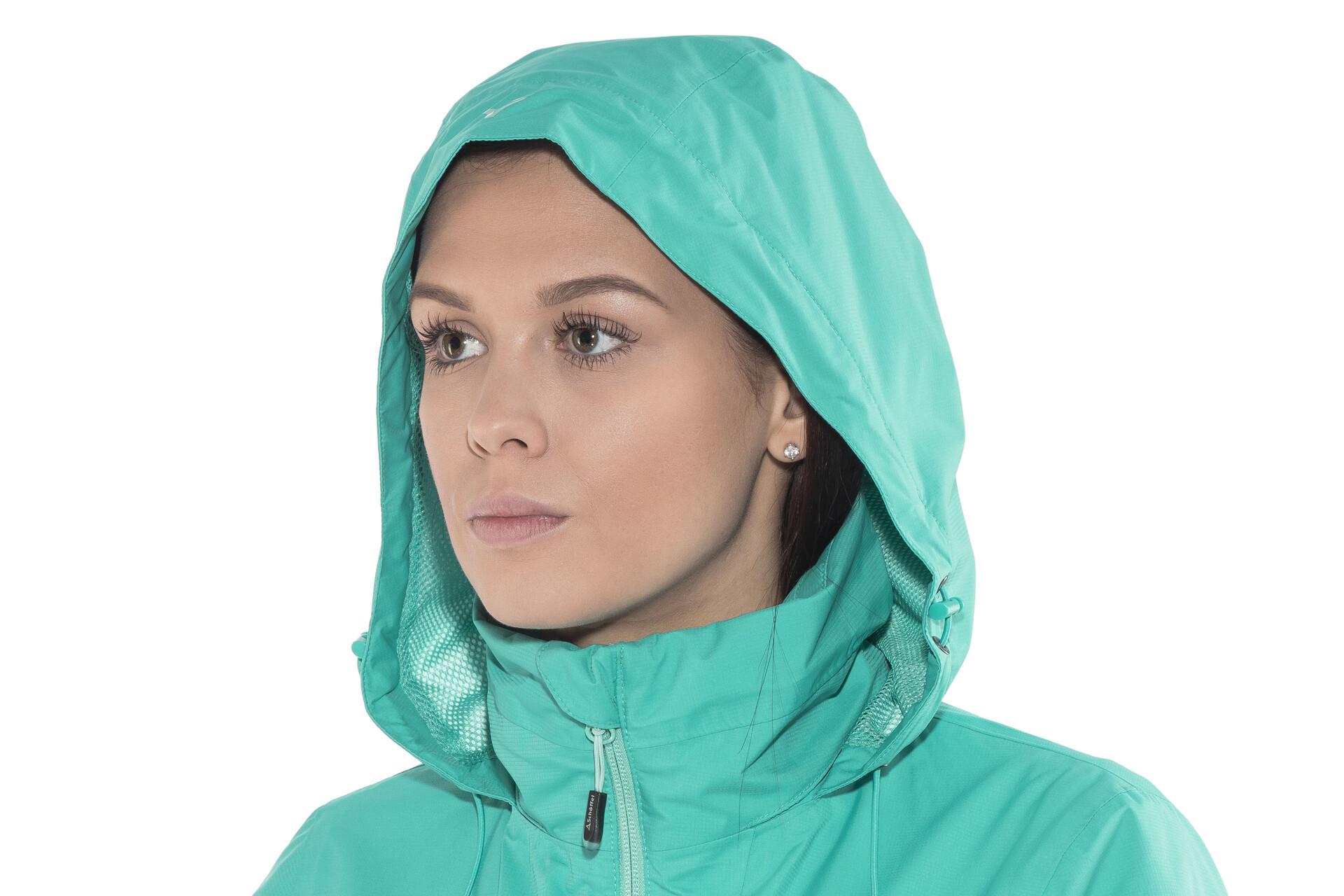Schöffel Skopje ZipIn! Jacke Damen viridian green
